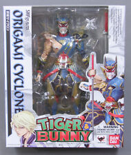 BanDai  S.H. Figuarts TIGER & AND BUNNY  ORIGAMI CYCLONE  -NEW- #F1