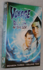 VOYAGE TO THE BOTTOM OF THE SEA 3.2 DVD BOX SET NEW & SEALED