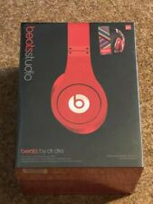 Beats By Dr Dre Studio Noise Cancelling HD Coke London Olympics 2012 Edition