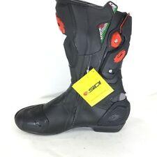 Botas de color principal negro talla 44 para motoristas