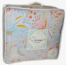 Dena Home Savannah Floral 3P Full/ Queen Comforter Set New 1St Quality $215