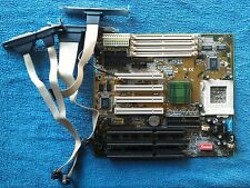 ABIT PD5N-512K V1.31 Socket 7 AT & ATX Vintage Motherboard ISA & PCI,  SiS 5598