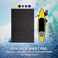 EVA Decking Sheet Pad Non-slip Floor Mat Self-Adhesive For Boat Yacht  ! *New