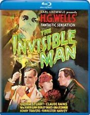 The Invisible Man Blu-ray 1933 Claude Rains