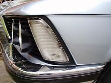 NEW EURO CLEAR TURN SIGNAL LENSES BMW E21 323i Alpina C1 B6 Baur TC 320 BLINKERS
