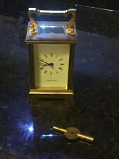 Superb Mappin & Webb Carriage Clock