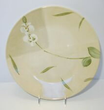 Crate & Barrel ORCHID China Round Serving Plate