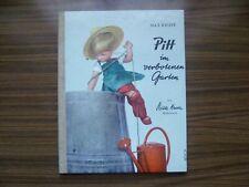 Pitt im verbotenen Garten,  Käthe Kruse Bilderbuch 1957
