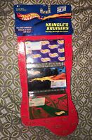 MINT 2001 Hot Wheels Christmas Kringles Kruisers 3 Pack Mystery Cars *SEALED*