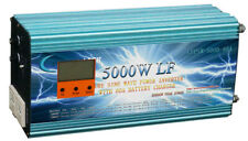 20000W/5000W LF Split Phase 24V DC/110V,220V AC 60Hz Power Inverter 110V Charger