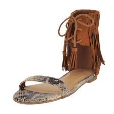 81a40b6868a9 Women s Textured Gladiator Sandals and Flip Flops