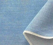 Jeansstoff Stretch, Baumwolle hellblau
