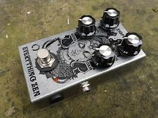DopeFx - Everything Zen Drive Clone Overdrive Effects Pedal.