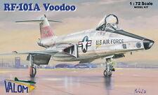 Valom 1/72 Kit Modelo 72092 Mcdonnell rf-101a Voodoo