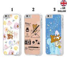 Rilakkuma Bear Cartoon Anime Case for Apple iPod Touch 5th 6th 7th Generation