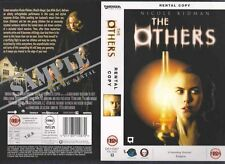 The Others, Nicole Kidman Video Promo Sample Sleeve/Cover #9233