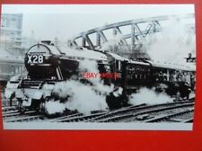 PHOTO  LNER LOCO 4472 FLYING SCOTSMAN FFESTINIOG RAILWAY SOCIETY X28 RAILTOUR LE