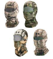 Under Armour UA CGI ColdGear® Infrared Scent Control Camo Balaclava Hood Mask