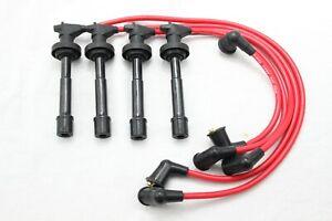 MAXX 641R 8mm Performance Spark Plug Wires Fits Infiniti Nissan SR20DE 2.0L