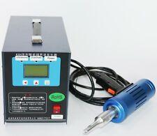 110V 1.2Kw Portable Plastic Spot Welder Ultrasonic Welding Machine Car Pp Pe