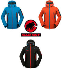 GIACCA MAMMUT SOFTSHELL JACKET cappuccio Trekking - Montagna - Sport - Outdoor