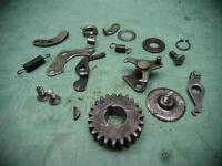 VMX EVO KAWASAKI KDX175 engine gearbox (int.e*) Motor Getriebe Getriebeteile