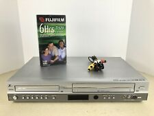 Zenith Xbv442 Dvd/Vcr Combo Player Video Recorder Fully Tested Cables Included!