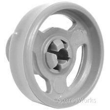 Genuine Kenwood Lower KDW8ST2A KDW6X10 Basket Rack Wheel Dishwasher Wheels