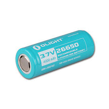 Olight 26650 3.7v 4000mAh 26650 Rechargeable Li-ion Battery for R50 Pro