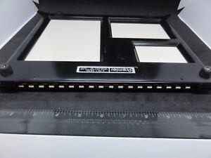 Vintage Metal Premier 4-in-1 Enlarging Easel- Darkroom Photographic Printing