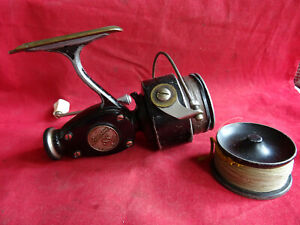 AN X-RARE 1954 ONLY, MADE IN GERMANY SPORTEX 55 SPINNING REEL