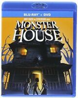 Monster House (Blu-ray + DVD) NEW Factory Sealed, Free Shipping