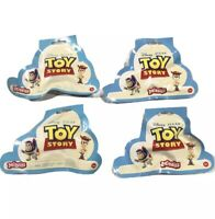 Disney Toy Story Minis Andy's Toy Chest Lot of (4) Sealed Blind Bags Mattel 2019
