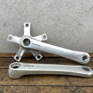 Shimano Deore XT Crank Set FC-M730 170 mm Vintage Mountain MTB Pantograph M730