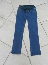 jean  pantacourt  pantalon  de grossesse calinkalin  taille 42