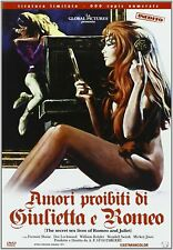 The Secret Sex Lives of Romeo and Juliet. (1969) - Dvd -