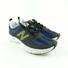 New Balance Size 9 Womens 717 Sneakers Shoes Running Training Gym Blue Black