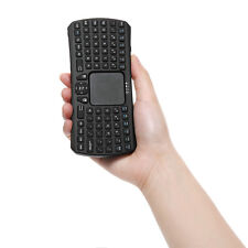 Mini Portable Wireless Remote Bluetooth Keyboard with Multi-Touch Pad Mouse T