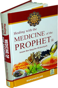 Healing with the Medicine of The Prophet (Peace be upon him) (Full Colour)
