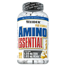 Weider Amino Essential Container with 204 Capsules (146,48 EUR/1000 g)