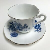 Taylor and Kent Elizabethan Bone China Cup and Saucer
