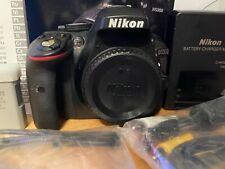 Nikon D D5300 24.2MP Digital SLR Camera w/ All Accessories and Packaging