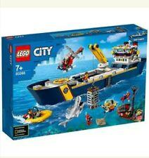 LEGO  CITY 60266 NAVE ESPLORAZIONE OCEANICA NUOVO