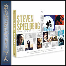 STEVEN SPIELBERG DIRECTORS COLLECTION - 8 FILMS  **BRAND NEW BLU-RAY ***