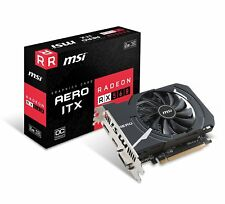 MSI Video Card RX 560 AERO ITX 2G OC Radeon RX560 2GB GDDR5 R560AI2C PCI-E !!