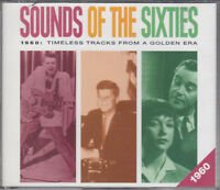 Sounds Of The Sixties 1960 Reader's Digest 3CD 60's Timeless Tracks Golden Era