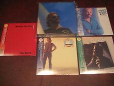 PAUL CLARK 4 LP Replica JAPAN OBI CD Sealed Box Set