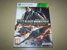 Ace Combat Assault Horizon Limited Edition Xbox 360 **New & Sealed**