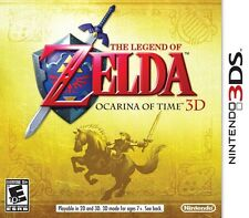 The Legend of Zelda: Ocarina of Time 3D - Nintendo 3DS Game Only