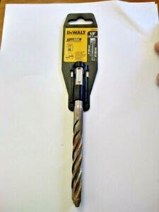 "DeWalt DW5437 High Performance 1/2"" (6"" tot. length) Drill with SDS plus Shank"